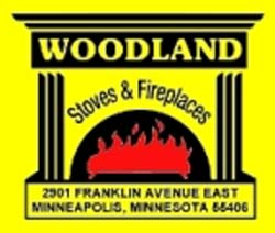 Woodland Stoves and Fireplaces logo