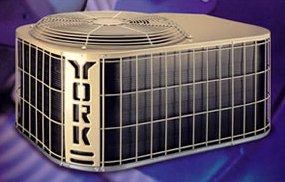 York Olympian TS series central air conditioner