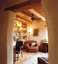 adobe home interior