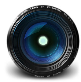 aperture in a zoom lens