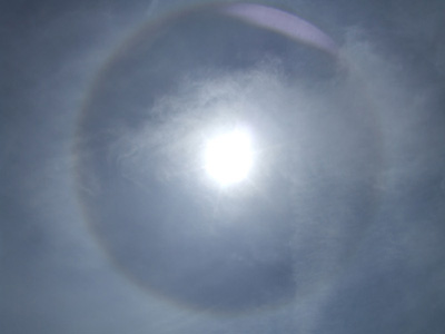 atmospheric halo