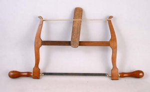 traditional bow saw