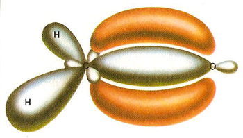 bonding molecular orbitals in formaldehyde