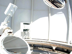 coelostat at Mount Wilson Observatory
