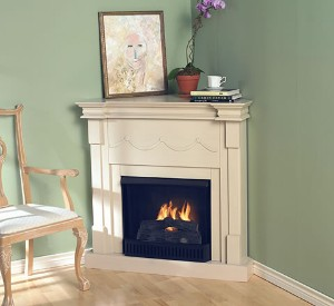WOOD BURNING FIREPLACE IN CORNER - HOW TO CHOOSE AND