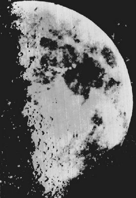 earliest known daguerreotype of the Moon