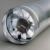 duct booster fan