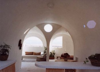 Earth Sheltered Home Construction