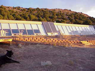 earthship in Colorado