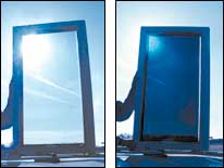 electrochromic window