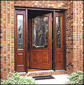 energy efficient external door