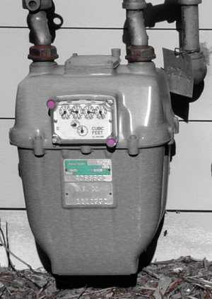 How To Read A Natural Gas Meter