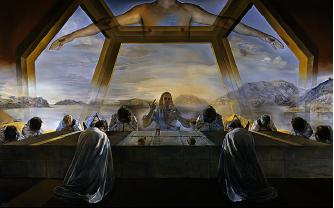 Dali's The Last Supper