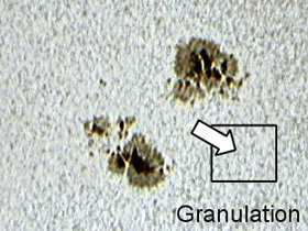 granulation on the Sun