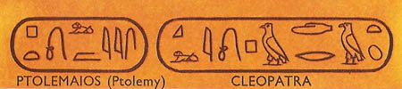How hieroglyphics was deciphered