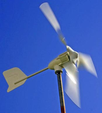 stand-alone wind power