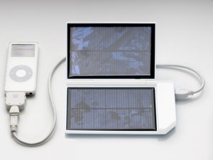 iPod solar charger