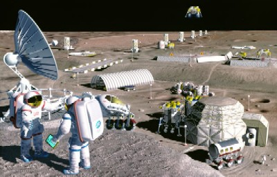 future lunar exploration