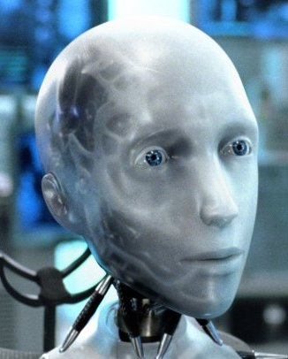 android from movie I, Robot