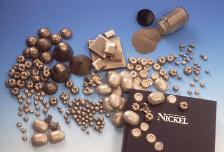 nickel (