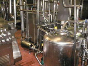 HTST pasteurization system