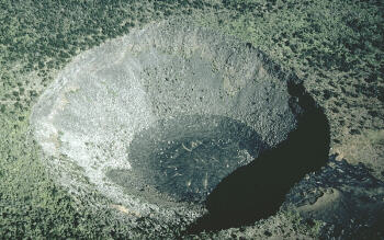 pit crater