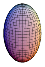 prolate spheroid
