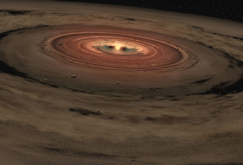 accretion disk
