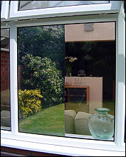 reflective window film