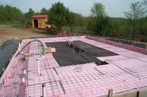 slab-on-grade insulation