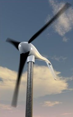 small wind turbine