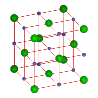 sodium chloride structure