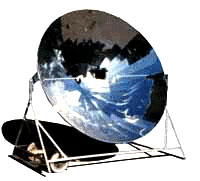 parabolic cooker