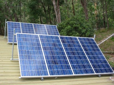 stand-alone small solar electric systems