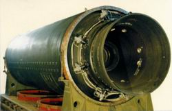 solid-propellant rocket motor
