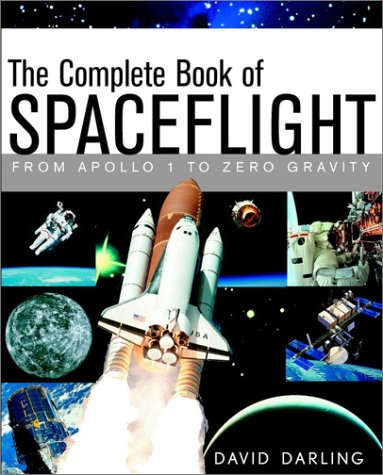 The Complete Book of Spaceflight cover