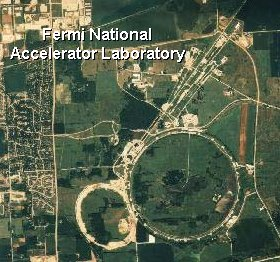 synchrotrons at Fermi National Accelerator Laboratory