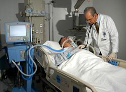can a cpap machine cause pneumonia