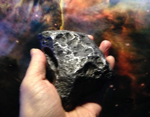 Sample of the Campo del Cielo meteorite