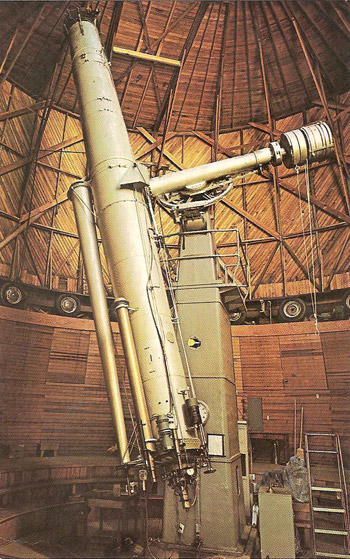 Clark Refractor, Lowell Observatory