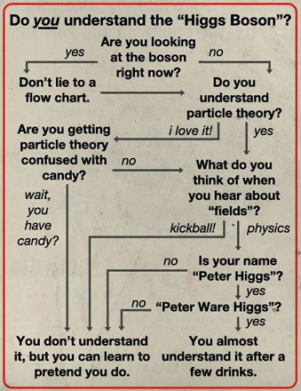 Do you understand the Higgs boson?