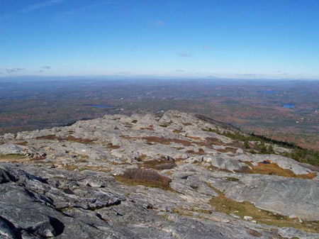 Mt Monadnock, New Hampshire