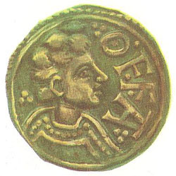 coin of Offa's time