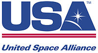 United Space Alliance logo