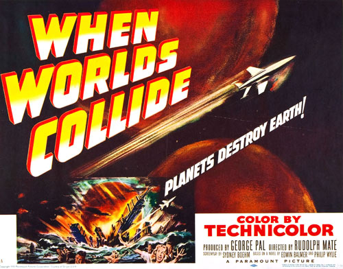 When Worlds Collide poster