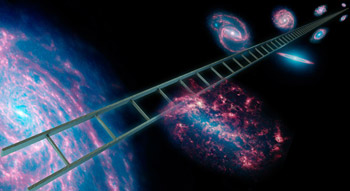 cosmic ladder