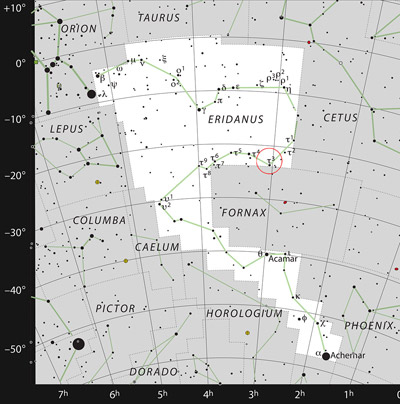 Location of NGC 1187