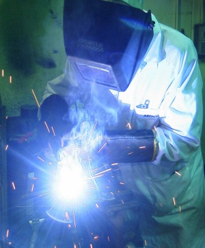 metal-arc welding