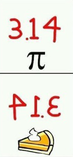 Two kinds of pi(e)