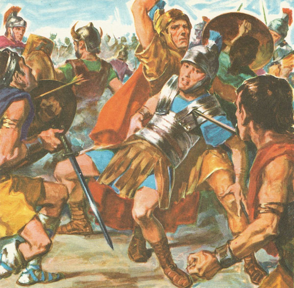 Battle of Ticinus